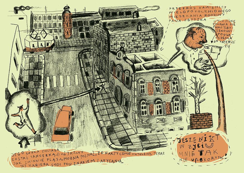 gosia kulik illustration Shelter