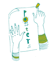 gosia kulik artist posters