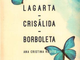 """Dica de Livro: """"Lagarta Crisálida Borboleta"""", de Ana Cristina Rosito"""