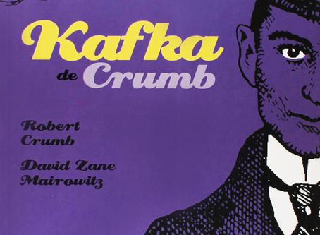 Kafka de Crumb - o claustrofóbico e o anarquista