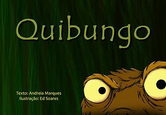 Livro Quibungo