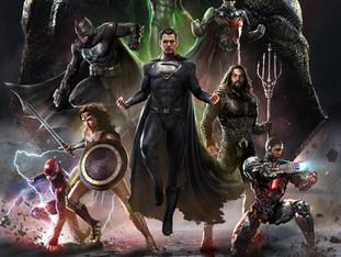 A Liga da Justiça e seus astronautas antigos