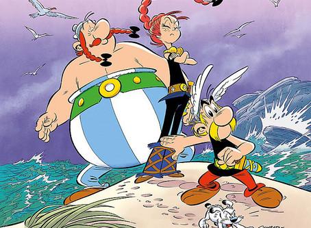 Um olhar debochado sobre a história em Asterix