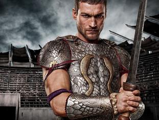 A luta pela liberdade em Spartacus