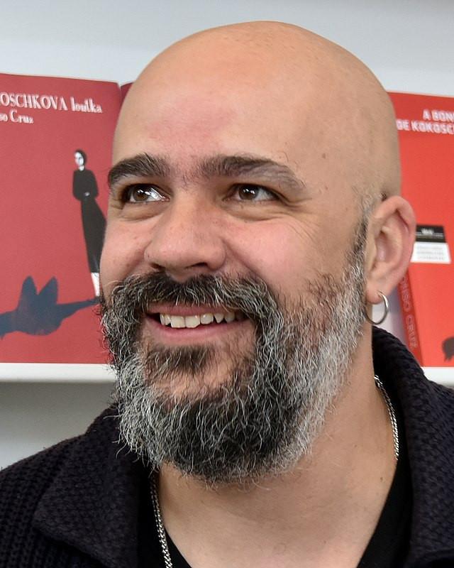 Afonso Cruz, escritor