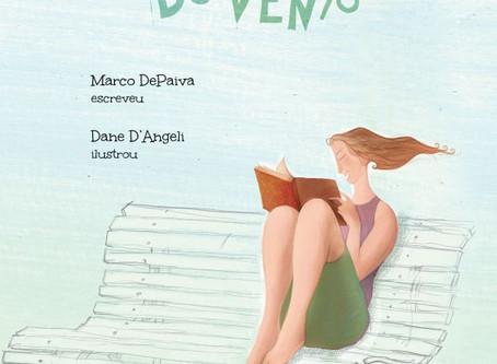"""Dica de Livro: """"As Crônicas do Vento"""", de Marco DePaiva"""