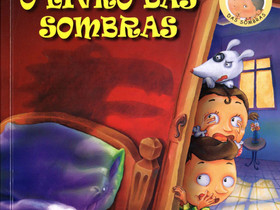 """Livro Popup e Interativo: """"O Livro das Sombras"""", de Patcharee Meesukhon"""