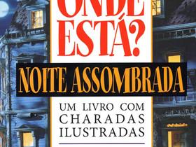 """Livros Infantis Popups e Interativos: """"Onde Está? Noite Assombrada"""", de Jean Marzollo"""