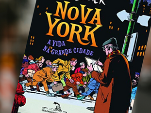 Nova York, de Will Eisner