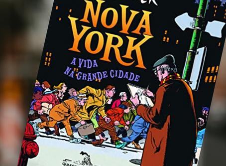 Nova York, de Will Eisner