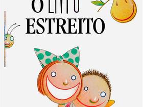 """Dica de Livro Infantil: """"O Livro Estreito"""", de Caulos"""