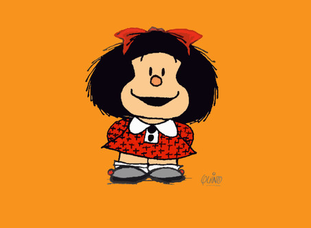 As importantes opiniões e questionamentos da Mafalda