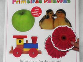 """Dica de Livro Infantil Interativo: """"Primeiras Palavras"""", de Jo Rigg e Simon Mugford"""