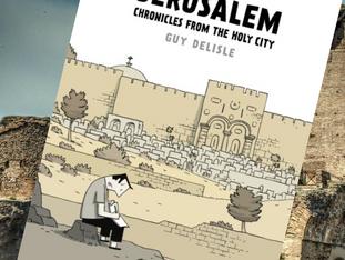Crônicas de Jerusalém: tudo junto e segregado