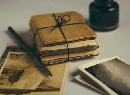 Cartas e poemas para falar da morte