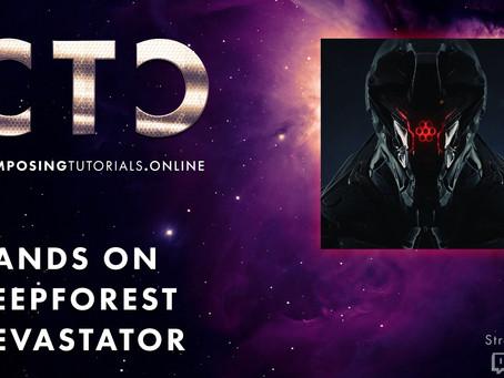 Hands On - Keepforest Devastator