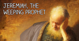 Jeremiah weeping prophet