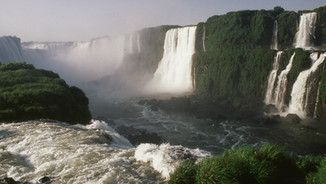 The Falls of Iguaçu