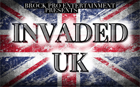 INVADED U.K. - Now Booking
