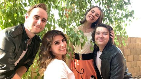 Jack, Falin, Alyssa, Brody