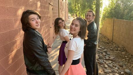 Brody, Falin, Alyssa, Jack