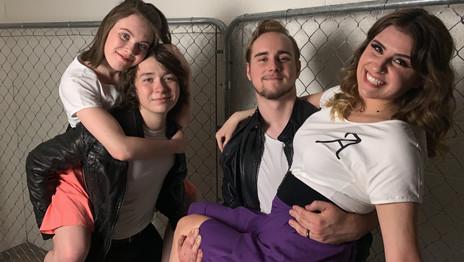 Alyssa, Brody, Jack, Falin