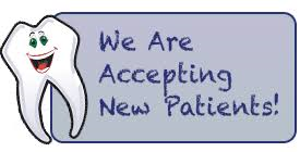 We are accepting new NHS patients aged 18 and under.