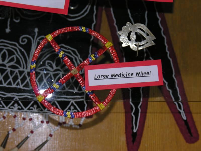 Large Medicine Wheel