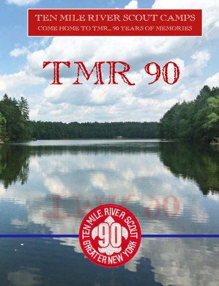 TMR 90th Anniversary Journal