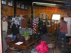 04-Setting Up in Scoutmaster Lounge