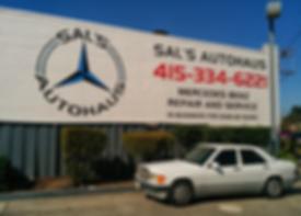 san francisco auto repair, san francisco mercedes benz repair, san francisco mercedes benz service