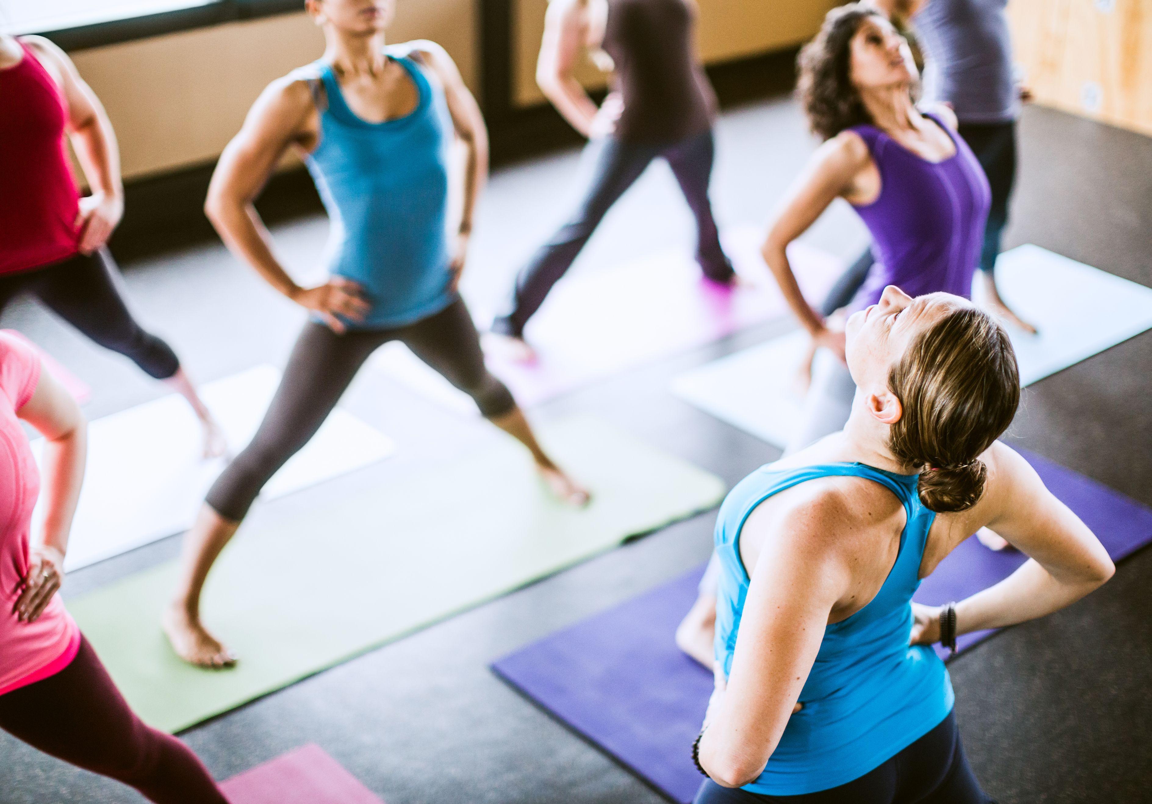 Lær PMT Yoga