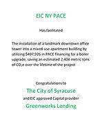201-19 Genesee St E. Project Announcemen