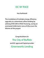 395 Main St Buffalo Project Announcement