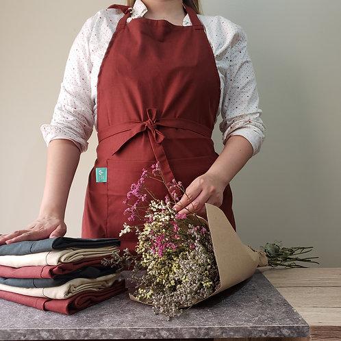 Eco-linen apron