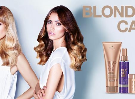 """HAIR CARE TIPS 2019 + INCREDIBLE NEW """"BLONDE ME"""" REPAIR TREATMENT"""