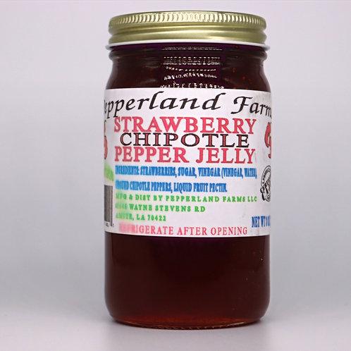 Strawberry Chipotle Pepper