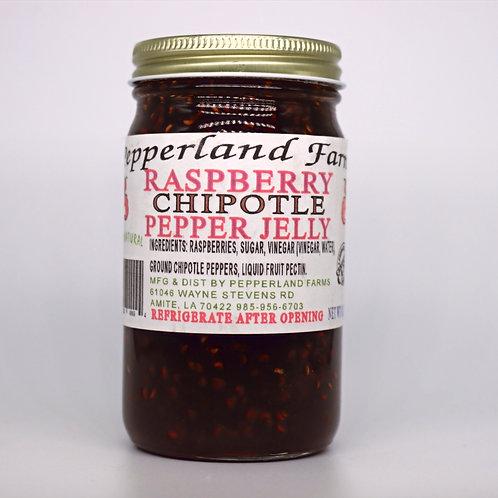 Raspberry Chipotle Pepper