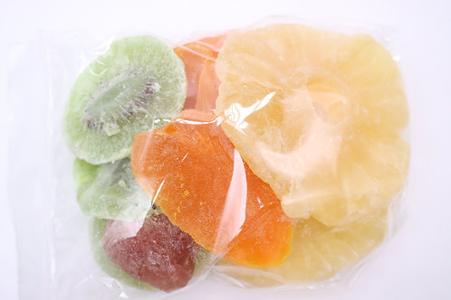 Dried Fruit (Strawberry, Mango, Pineapple, Kiwi)