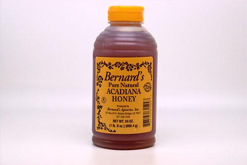 Bernard's Acadiana Honey 1lb 8oz