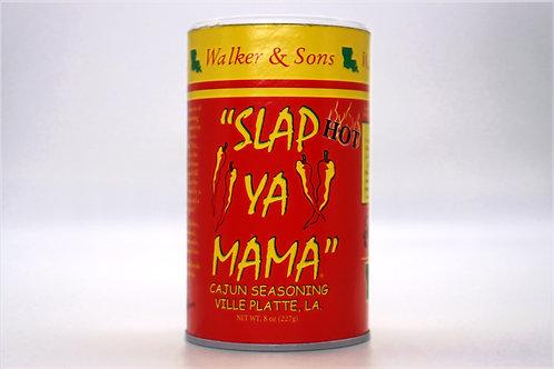 Slap Ya Mama Cajun Seasoning Hot 8oz
