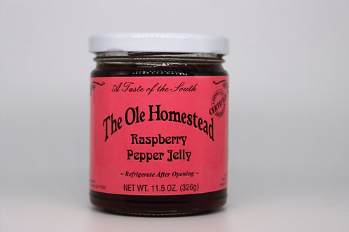 Raspberry Pepper Jelly
