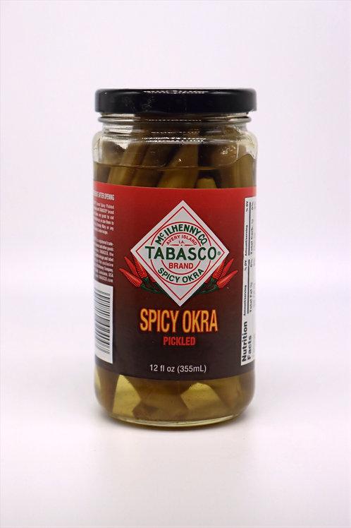 Tabasco Spicy Pickled Okra
