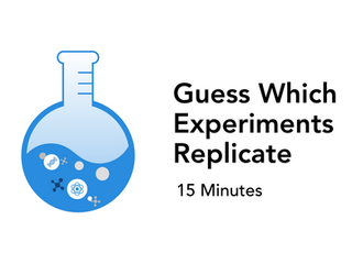 Which Of These Social Science Experiments Replicated?