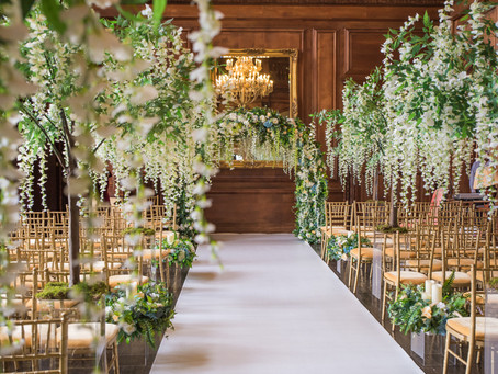 The Perfect Spring Wedding