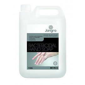 Premium Bacteriacidal Hand Soap 5 Litre.
