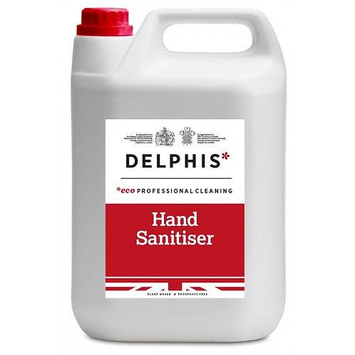 Plant Based Hand Sanitiser