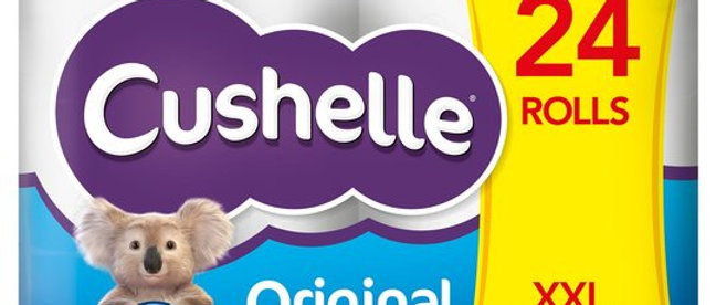 Cushelle Toilet Roll (24 Pack)