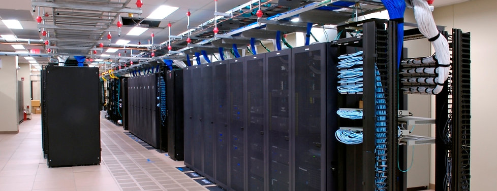 Data Centre Cleaning Birmingham