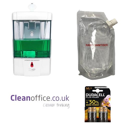 Home/Office Automatic Sanitiser Dispenser Kit